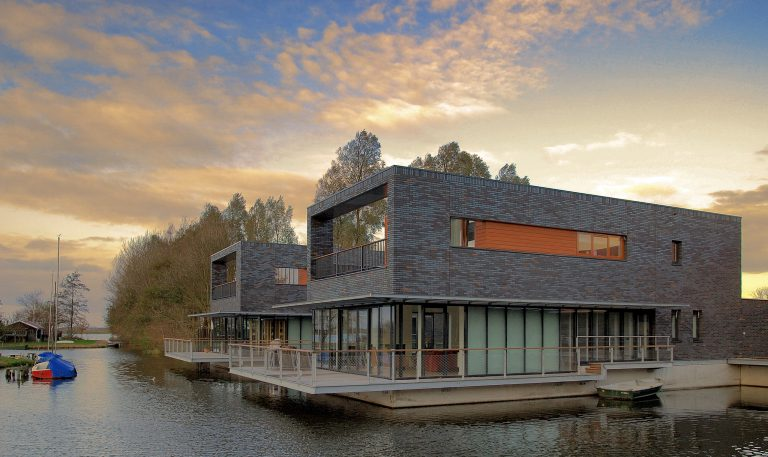 Waterwoningen Wormer